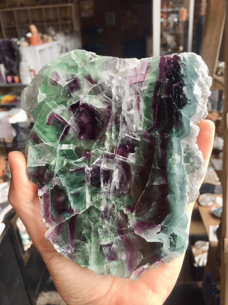 The Wonders of Fluorite
