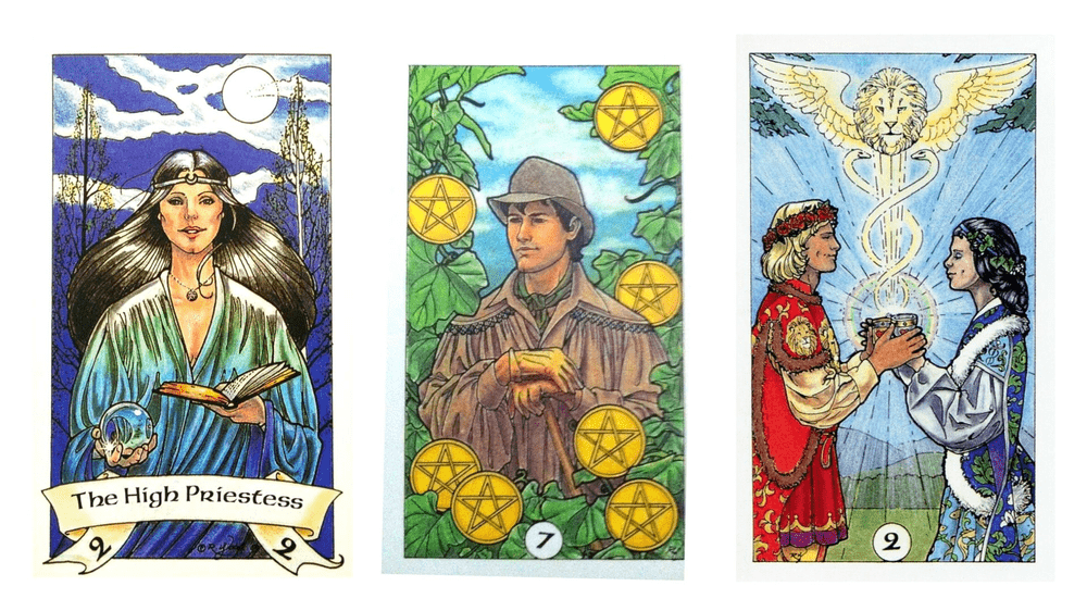 February 2020 Monthly Tarotscope + Stone of the Month: What's In Store??