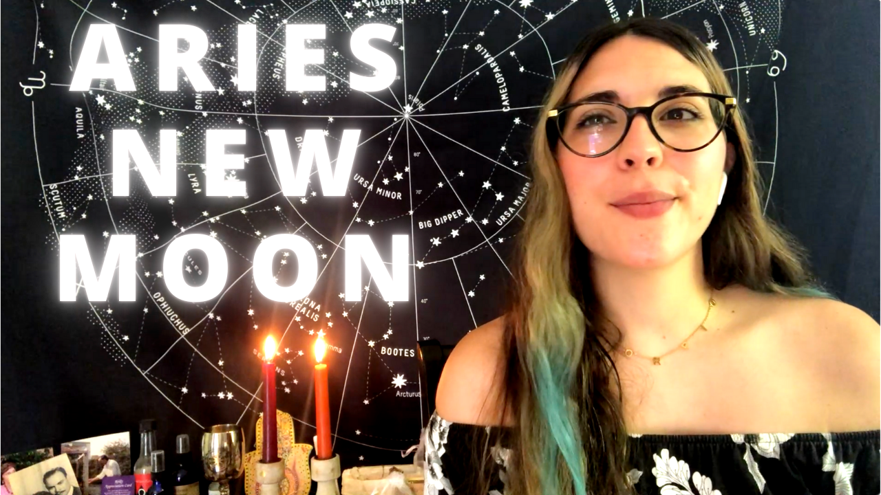 Read more about the article Aries New Moon Astrology Forecast
