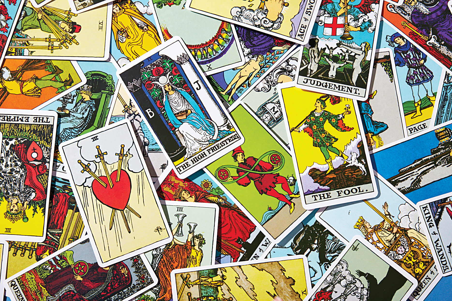 Read more about the article Proof That Tarot Really Works